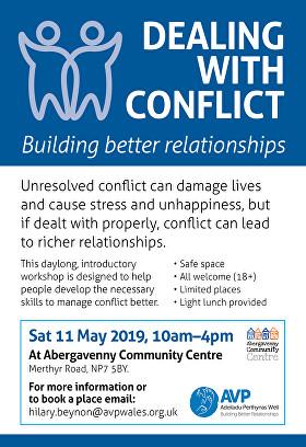 Dealing with Conflict - AVP Workshop
